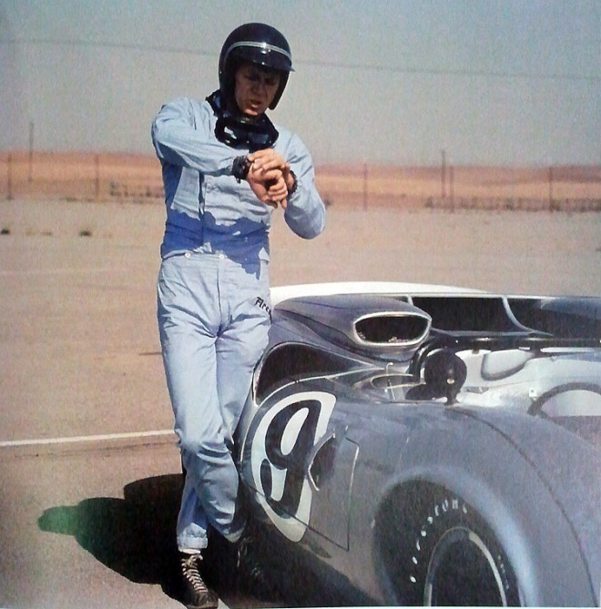 king of cool  35 rare pics of mcqueen